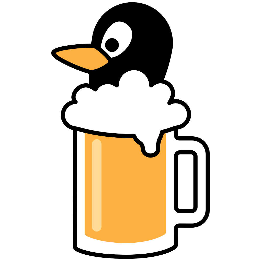 Homebrew on Linux logo